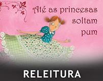 Releitura da Capa do Livro: Até as Princesas Soltam Pum