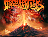 FireBreather Music Festival Flyer