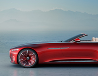 Mercedes-Maybach Vision Roadster