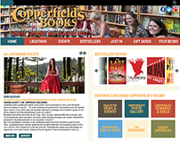 Copperfield's Books For Hire Work