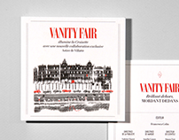 Vanity Fair Collateral