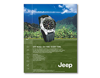 Jeep Licensed Branding System