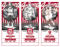 2015-16 Indiana Men's Basketball Season Tickets