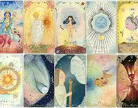Astro-Tarot Cards : Major Arcana