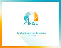 Arise : la photo à portée de chacun