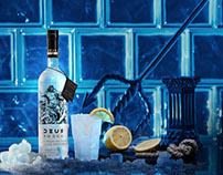 Deus Vodka - Advertising