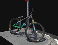 Bicycle Substance