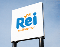 Rei Multicenter // Logo redesign