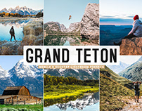 Free Grand Teton Mobile & Desktop Lightroom Presets