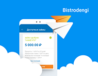 Bistrodengi is your way to get money fast.