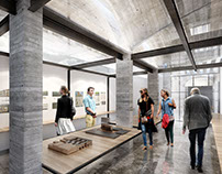 Galería modular de Arquitectura