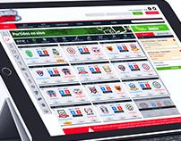 Apuestas Deportivas Web