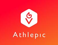 Athlepic - UX/UI Design