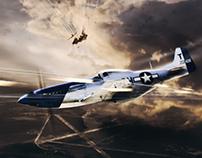Aces - P-51 vs BF 109