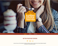 Better Together - website design & development