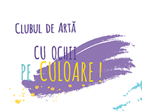 """Cu ochii pe culoare!"" ©  (All Eyes on the Color!)"