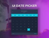 UI Date Picker