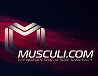 Introduction Motion Graphics Musculi