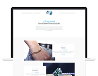 Luxury jewelry web site - PUYFAGES&CO
