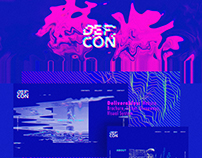 DefCon Hacking Convention/Conference: visual system