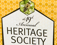 Heritage Society Breakfast Invite