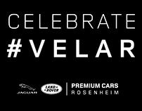 LAYOUT: Range Rover Velar Einführung