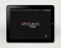Apoquindo5400; Catálogo Digital Ipad