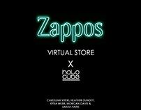 Zappos Virtual Store x Holocube