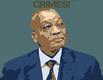 Practiced Innocence of the guilty president -A Africa
