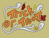 Halloween Illustrated Graphics Package