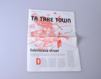 Ta Take Town II/1