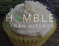 Hvmble Vegan Kitchen Logo