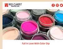 Email Marketing - Red Carpet Manicure