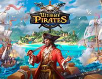 Ultimate Pirates key art