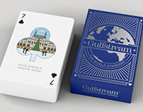 Gulfstream Aerospace Playing Cards