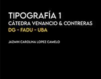 Tipografía 1 | Tps