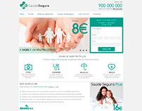 Saúde Segura - All kind off Branding and Websites