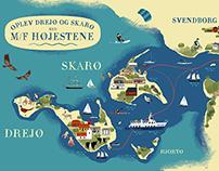 Højestene/Helge, Sydfyn