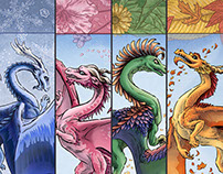 Dragons of the Seasons