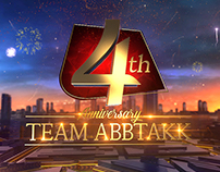 4TH ANNIVERSARY ABBTAKK NEWS