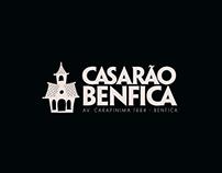 Casarão Benfica (BRANDING - 2016)