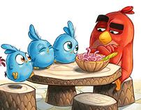 Angry birds movie books