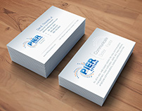 Business Cards - PIER Systems (2011)