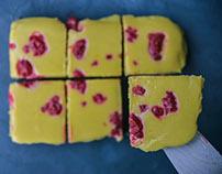 Raspberry Cheese cake - Fogs