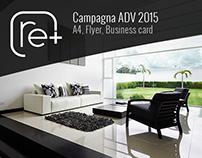 Re+ | Campagna ADV 2015