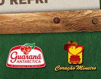 Guaraná Antarctica - Ativação