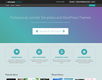 PHP ECommerce Web Application Project for Template Sell