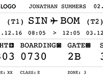 Case Study - Boarding Pass