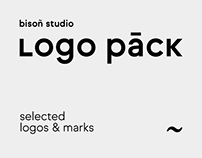 bisoñ studio | logo päck