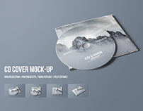 CD Cover Mock-Ups